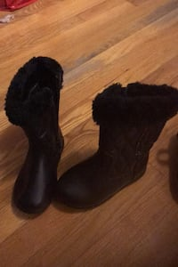 Kids and shoes/ boots girl 1 to 5 years old Montréal, H1R 2W9