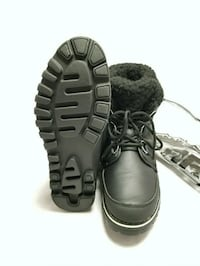 pair of black leather shoes Antelope, 95843