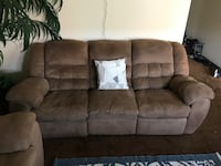 Entire couch set and loveseat San Leandro, 94578