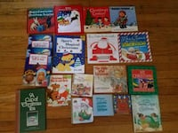 Children's pucture books/ Christmas   Auburn, 01501