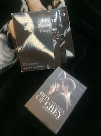 Fifty Shades books and movie