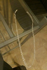 silver-colored chain necklace Boonton, 07005
