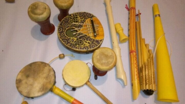 Instruments musicales