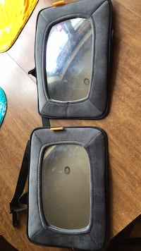 Brica Baby Mirror for headrest in car   10.00 for both  Prospect Heights, 60070