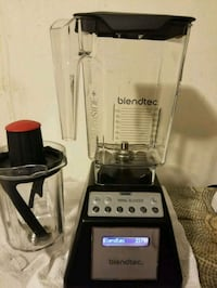 Blendrec Total Blender w/ twister jar Fairfax