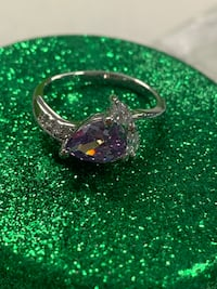 Silver Ring - Size 10 $20 Jacksonville, 32256