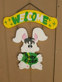 Hand made Easter decorations $15 each Palmdale, 93550