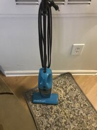 blue and black Quick-up steam mop Alexandria, 22311