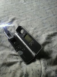 Travellers alarm with pop up light and radio Toronto, M4E 2W1