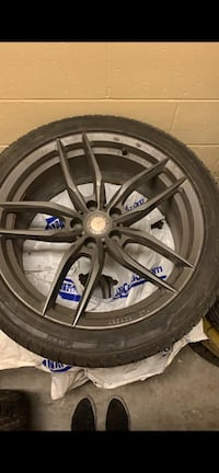 WINTER TIRES, EVERGREEN 255/40R/19