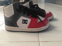 Toddler DC shoes size 6c Santa Maria, 93458