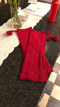 Aerie leg warmers. Great for winter and fall! Windham, 03087