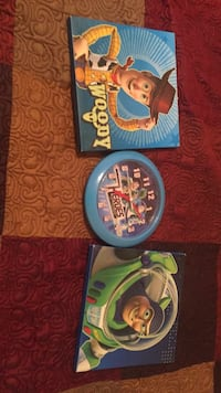 Toy Story clock with woody and buzz light year  Frisco, 75034