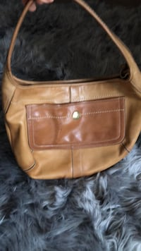 brown leather 2-way bag Concord, 94521