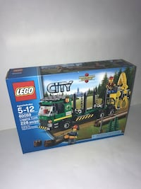 Brand new very rare lego set for sale (60059 logging truck) Mississauga, L4X