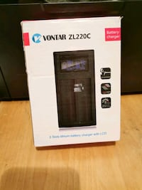 Vontar ZL220C Battery Charger Lithium 18650  Toronto, M6P 1A6