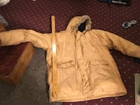 Mens xxxl winter coat really warm but for a big man Sandy, 84094