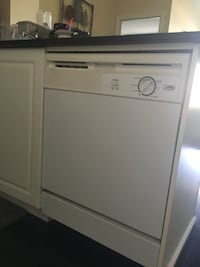 White arcelik front-load clothes washer Vaughan