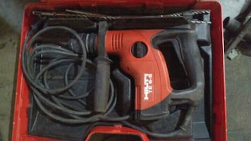 Hilti te-6s ,dx450, te-10 cordless drill skill saw impact and grinder