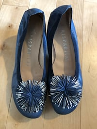 Super cute and comfy blue shoes Dollard-des-Ormeaux, H9A 2J9
