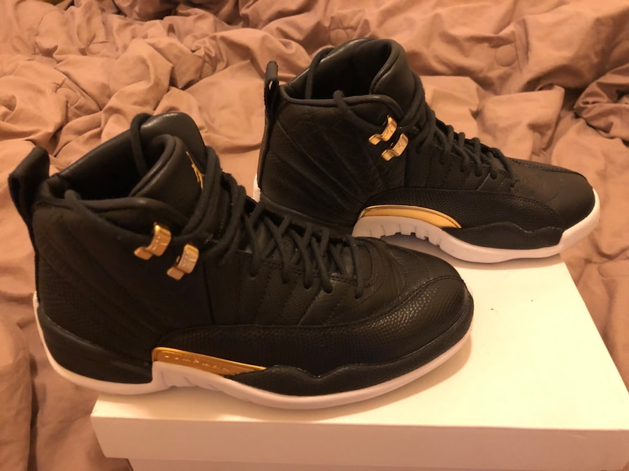 Photo Women's Jordan Retro 12 Size 7.5