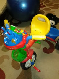 mickey mouse tricycle Arlington, 22205