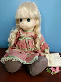 The Precious Moments Doll by Sam Butcher
