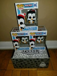 Chilly willy funko pops $20 EACH  Toronto, M1L 2T3