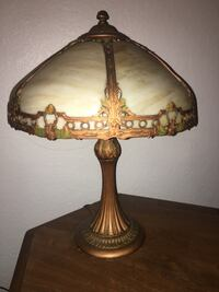 Rustic gold antique lamp Miami, 33174