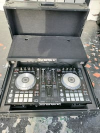 pioneer ddj Sr with flight case  New Orleans