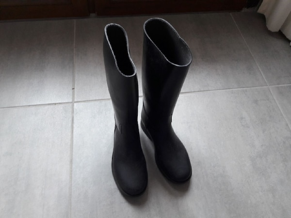 Botte equitation taille 30