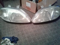 2000 Honda civic si head lights Milwaukee, 53216