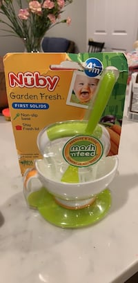 baby mash and feed baby bowl, never opened Ellicott City, 21042