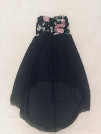 Strapless high low dress size large Springfield, 22150