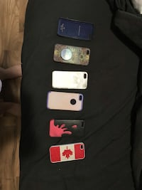 assorted color iPhone case lot Kitchener, N2P 2B5