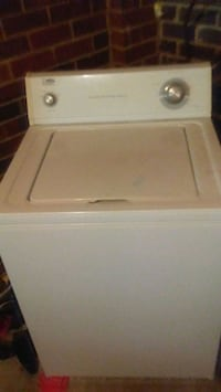 white top-load washing machine Columbus