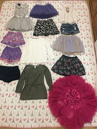 Girls clothing in good condition $30 obo San Marcos, 92078