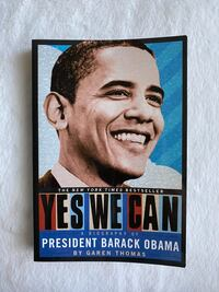 Yes We Can - Biography of President Obama