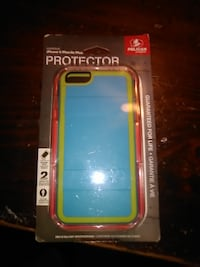 Pelican Iphone 6s Plus Case Blue/Green  Evansville