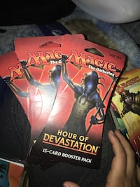 10 magic cards: 15-card booster packs West St Paul, 55118