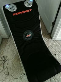 Pyramat audio gaming rocker chair