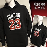 Jordan hoodies available  Winnipeg, R2M 2T7