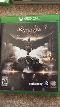 Batman arkham knight xbox one game Kenai, 99611