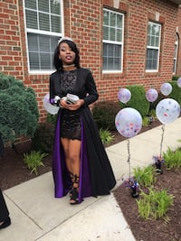Prom Gown & Overcoat for sale Odenton, 21113
