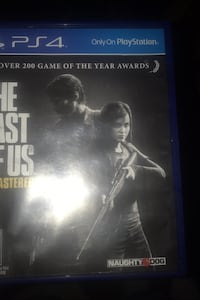 The last of us rematered.