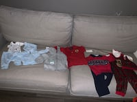 Brand new bundle lot baby boy clothes with tags