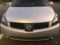 Nissan - Quest - 2006 Silver Spring