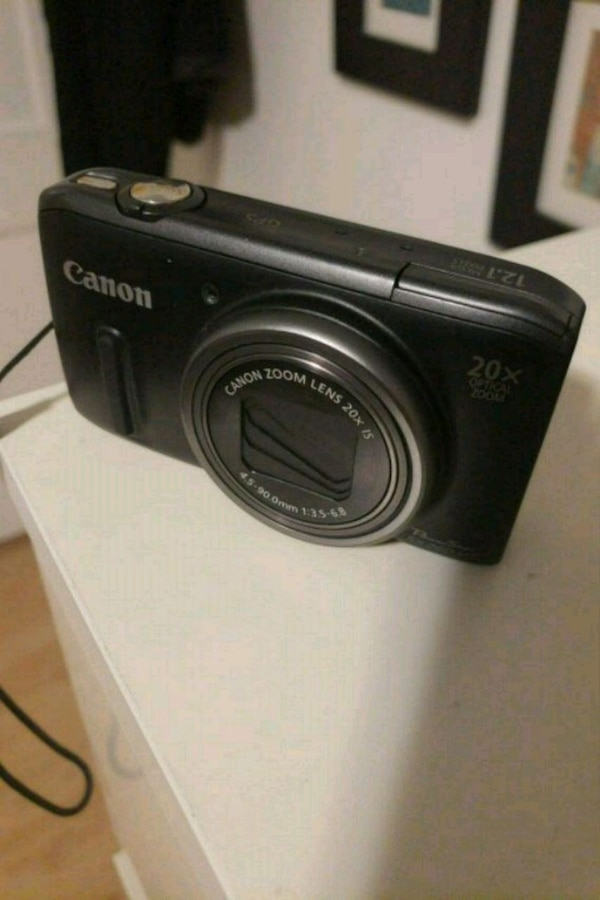 Canon Power Shot - Black