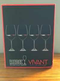 Riedel Vivant 4pk Red Wine glasses 19.75oz Odenton, 21113