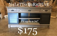 Brand New tv stand (assembled ) Dallas, 75228